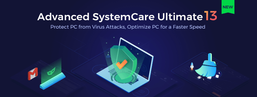 [NEWS] Advanced SystemCare Ultimate 13 Comes Out!